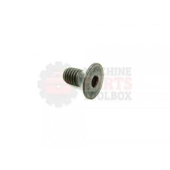Lantech - Fastener Screw Machine 3/8-16 X 3/4 Socket Head Cap Flat Head - S-006006