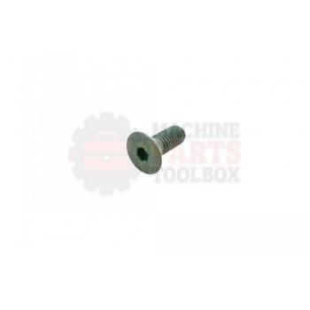 Lantech - Fastener Screw Machine 3/8-16 X 1 Socket Head Cap Flat Head - S-006007