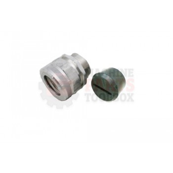 Lantech - Connector Bushing For 12 Cond Flat Cable - S-006949