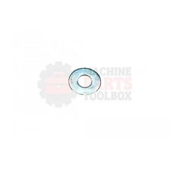 Lantech - Washer Flat #10 SAE - S-007115