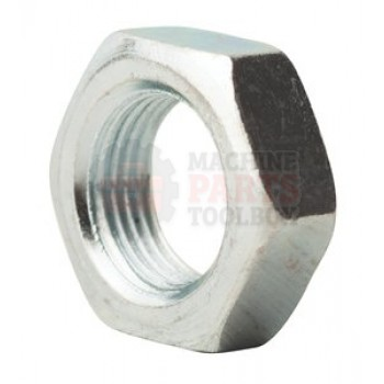 Lantech - Fastener Nut Jam 1/2-20 Grade 2 - S-007367