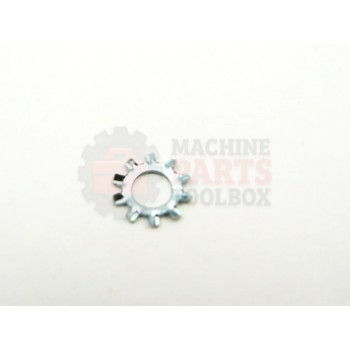 Lantech - Washer Star #10 - S-007546
