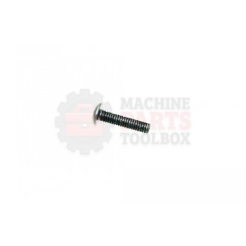 Lantech - Fastener Screw Machine #10-32 X 3/4 Socket Head Cap Button Head - S-007625