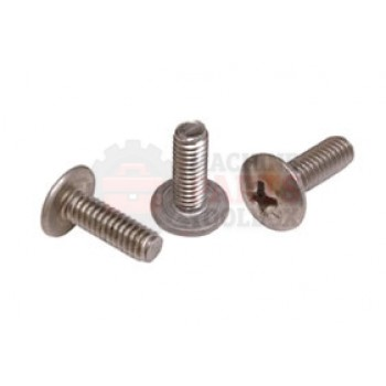 Lantech - Fastener Screw Machine #8-32 X 3/8 Truss Head - S-007854