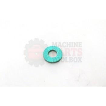 Lantech - Washer Flat Rubber .258IDX.530ODX.062THK - S-007989