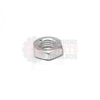 Lantech - Fastener Nut Jam 5/16-24 Grade 5 - S-008148
