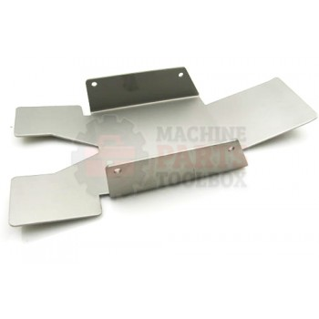 Lantech - Plate Formed Bottom Folding Stainless Steel RCE-1-T/RCE-2-T - 000060C