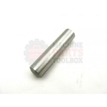 Lantech - Pin Dowel 10MM DIA X 40MM 18-8 Stainless Steel DIN7 - 000192B