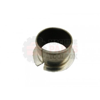 Lantech - Bushing Flange 16MM ID X 18MM OD X 12MM LG X 24MM Flange OD Steel Backed Permaglide P10 - 000434A