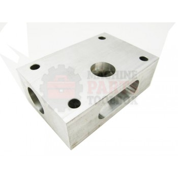 Lantech - Sliding Block Gear Rack - 000538A