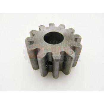 Lantech - Gear Wheel MOD 2.5 12T - 000539B