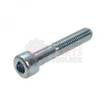 Lantech - Fastener Bolt M4X0.7 X 30MM Socket Head Cap DIN912 - 001801A