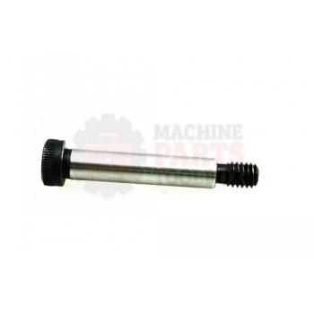 Lantech - Fastener Screw Machine M8X1.25 X 50MM Class 8.8 Hex Head Full Length Thread (Unplated) - 31062562