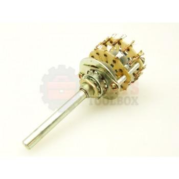 Lantech - Resistor Assy 9RPM Top Non-CONV - 50032005