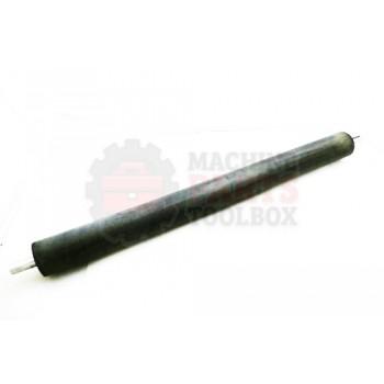 Lantech - Roller Driven Film Feed 20 Inch Black Neoprene Coated - 60030110