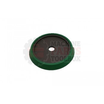 Lantech - BLADE WHEEL 3 OD X 5/16 WIDE SIDE SEAL CUTTER 60HRC BRIGHT GREEN PTFE COATED - 30137493