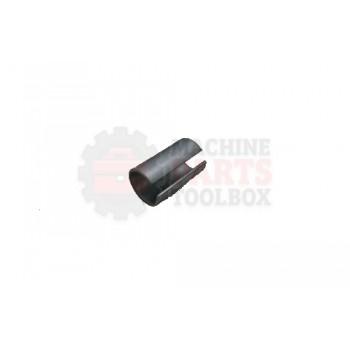 Lantech - BUSHING REDUCER 5/8 ID X 3/4 OD X 1-1/4 L GALVANIZED STEEL W/ 3/16 KEYWAY SLOT - 30141830