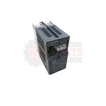 Lantech - DRIVE VARIABLE FREQUENCY 1/2HP (0.4KW) 90-132VAC 50/60HZ 1PH SUPPLY 200-230VAC 3PH OUT - 30147029