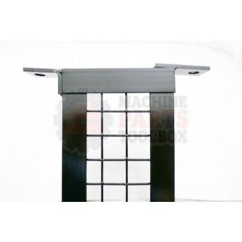 Lantech - FENCE PANEL FAB 10 X 90-1/2 OVERLAPPED DESIGN - 30146401