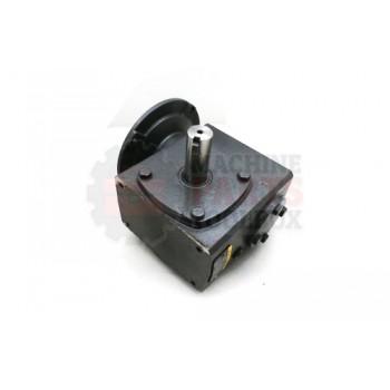 Lantech - REDUCER F921G (BMQ 1206) 50:1 RIGHT ANGLE J 56C KLUBERSYNTH UH1 6-460 (FOOD GRADE) -13 TO +320F - 30144851