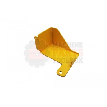 Lantech - GUARD FAB NFB NO SLIP GRIP RVS FLOW (PAINT YELLOW) - # 30132050