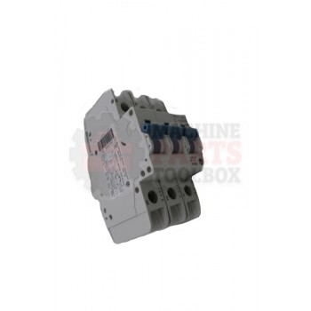 Lantech - CIRCUIT BREAKER 3 POLE 3 AMP 480 VOLT C TRIP UL489 ALLEN BRADLEY - # 30150036