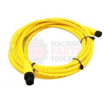 Lantech - CABLE ELECTRICAL 4C 18AWG EXTENSION MF MICRO QD 3.2M TPE FLEX - # 31005154