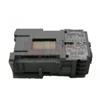 Lantech - CONTACTOR 24VDC 23A 1NO AUX W/DIODE - # 31006629