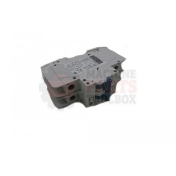 Lantech - CIRCUIT BREAKER 2 POLE 1 AMP 480 VOLT C TRIP UL489 ALLEN BRADLEY - # 31022362
