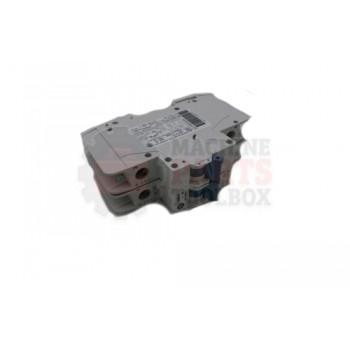 Lantech - Circuit Breaker 2 Pole 1 AMP 480 Volt C Trip UL489 Allen Bradley - 31022362