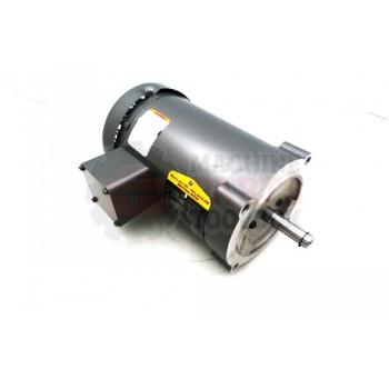 Lantech - MOTOR 1HP 3P 208-230/460VAC 3.7-3.4/1.7FLA 56C 1725RPM W/O BASE (-13 TO 250 DEG F) - # P-000268