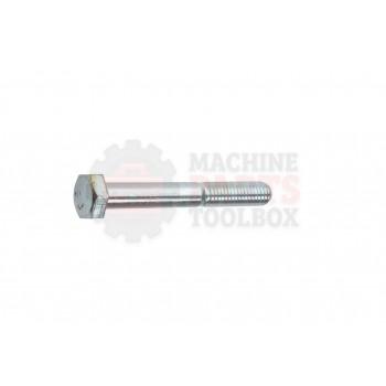 Lantech - Fastener Bolt M10 X 1.5 X 100MM Hex Head Class 8.8 - P-SH1100