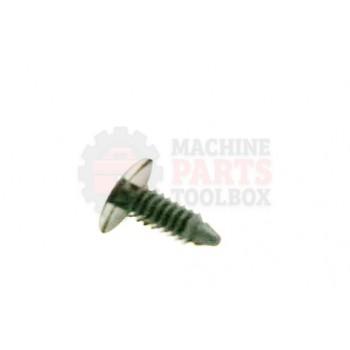 Lantech - Fastener Rivet Push 1/4 IN Nylon 0.090 IN To 0.350 IN - 30001848