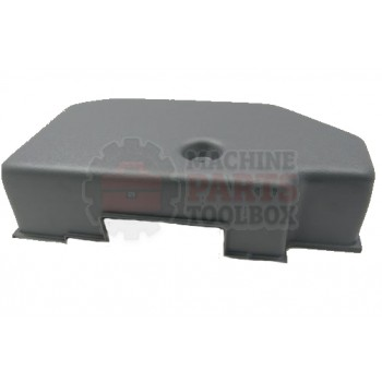 Lantech - Cover Film Delivery System Large STD Flow Gray Haircell - 30002768