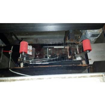 "Lantech - Tape Head Rubber Roller 2"" Conversion Kit MC90195-Dekka"