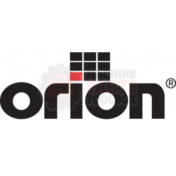 Orion - Bracket Carriage Top - 404609