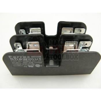 Lantech - Fuse Block 2P Midget 600V 30A - P-006349