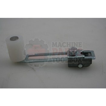 Lantech - Switch Lever Arm Adjustable W/Roller 3/4X1 - P-011126