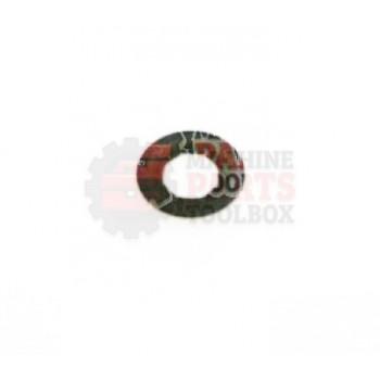 Lantech - Fastener Nut Push 3/8 - P-012331