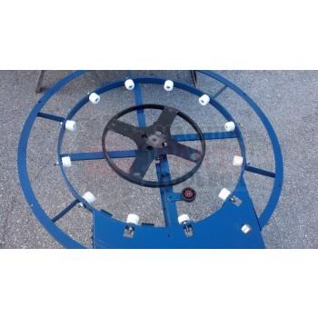 Lantech - Urethane Bearing Conversion Kit With Pinned Bearings - 31061677PEP