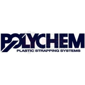 Polychem - Fan 3 Wire Red/Black/White - E01-040018-3
