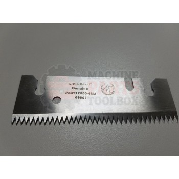 """Loveshaw - Knife Blade - 3"""" - M2 Material Replaces PS 4117A60-4 - PS 4117A60 - 4M2"""