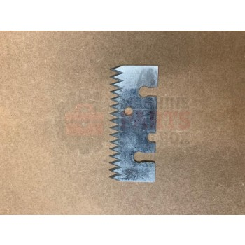 """Loveshaw - BLADE, KNIFE 2"""" Course Tooth PSC11A60-4M2 - PSC11A60-4"""
