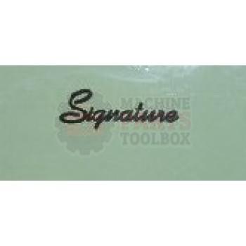 Signature Packaging - Motor - # 230-72