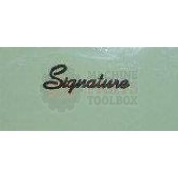 Signature - Thermocouple - T-0533