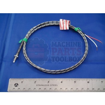 "Shanklin - Thermocouple 60"", SPA-0230-002"