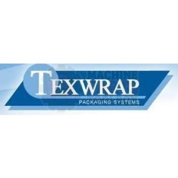 Texwrap - Idler Roller Tube Assembly - 75-00702