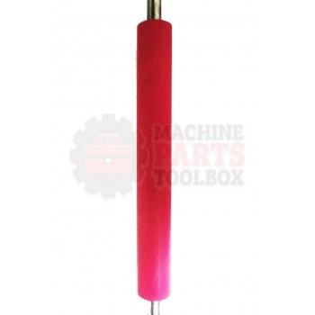 """TEC Lighting - XTRA COAT-MINI - Part - 14"""" Applicator Roller - # XC14RR - UV Coating Machine Parts - Machine Parts Toolbox"""