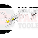 """Dekka - Split Roller, Front Link 3"""" 29-047, Z29-047"""
