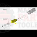 """Dekka - Roller Body, Clutch Roller 3"""" 29-050, Z29-050"""